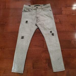 Diesel Tepphar Slim Carrot Stretch Jeans Men 32x30